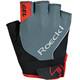 Roeckl Illano fietshandschoenen grijs/zwart